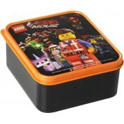 Lego Movie Lunchbox - Zwart