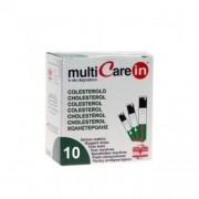 Multicare IN Teste colesterol 10 bucati
