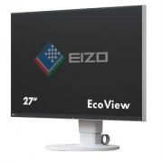 Монитор EIZO FlexScan EcoView 27 инча, LED IPS, 2560x1440 (60Hz), Ultra Slim EIZO-EV2750-WT
