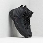 "Air Jordan 12 Winterized ""Triple Black"" Black/ Black-Anthracite"