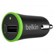 Carregador de Carro USB Universal Belkin F8J054BTBLK Boost Up - Preto