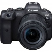 Canon EOS R6 Aparat Foto Mirrorless 20.1 MP Full-Frame 4K Kit cu Obiectiv RF 24-105mm F/4-7.1 IS STM