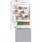 Miele KF1801vi Left Hand Hinge Frost Free Integrated Fridge Freezer
