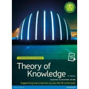Pearson Baccalaureate Theory of Knowledge second edition print and ebook bundle for the IB Diploma by Sue Bastian