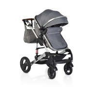 Cangaroo Kolica za bebe Gala Premium Panther (CAN5109)