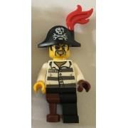 NJO236 Minifigurina LEGO Ninjago - Captain Soto (NJO236)
