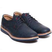 Pantofi barbati Gavin, Bleumarin 41