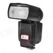 Wansen WS560 Universal Speedlite flash para Canon / Nikon - negro