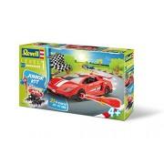 Revell 00800 Junior Kit - Racing Car (1:20 Scale), plastic model kit