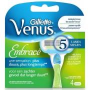Gillette Venus Embrace Scheermesjes 4 stuks