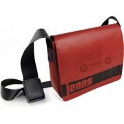 VW Beetle 'Jeans' tablet tas - rood