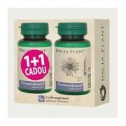 Normocolesterol, 60 comprimate (1+1 gratis)