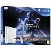 Sony PlayStation 4 (PS4) Slim 500GB + Star Wars Battlefront II (на изплащане)