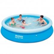 Bestway Fast Set Nafukovací okrúhly bazén 366 x 76cm
