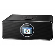 Internetes rádió, Bluetooth, USB, 14 W, 84-16000 Hz, SIR 6000WDB