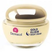 Dermacol Gold Elixir creme de noite rejuvenescedor com caviar 50 ml