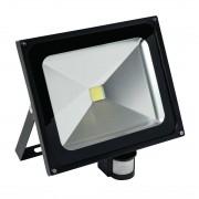 Status Genoa LED Floodlight with PIR Motion Detector 50W