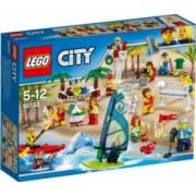 LEGO CITY - COMUNITATEA ORASULUI: DISTRACTIE LA PLAJA 60153