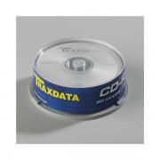 TRAXDATA OPTIČKI CD-R MEDIJ CAKE 25 9017A3ITRA005