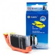 ГЛАВА CANON PIXMA PRO-100 - Light Grey ink tank With Chip - CLI-42LGY - 6391B001 - P№ NC-C-0042LGY/C - G&G/200CANCLI42LGY