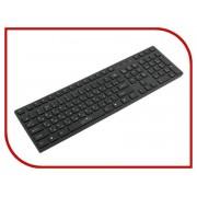 Клавиатура Oklick 570 M Slim Black USB