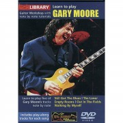 Roadrock International Lick Library: Learn To Play Gary Moore DVD