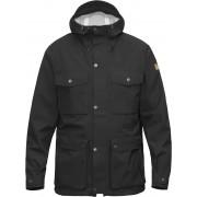 FjallRaven Ovik Eco-Shell Jacket - Black - Vestes de Pluie XL
