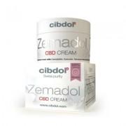 Cibdol Crème pour l'eczéma au CBD Zemadol de Cibdol
