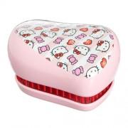 Tangle Teezer profesionale pentru păr Tangle Teezer Hello Kitty Tangle Teezer bomboane (Compact Styler)