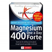 Magnesium 400 Forte One a Day, 20 sachets