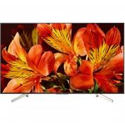 "Sony Kd65xf8596 Tv Led 65"" 4k Ultra Hd Smart Tv Wifi Android Tv Classe A+"