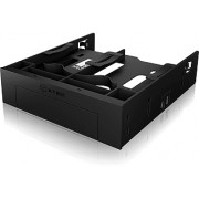 RAIDSONIC ICY BOX IB-5251 Frame voor 2x 2,5'' HDD/SSD in 5,25''