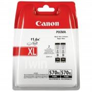 Canon PGI-570 XL PGBK black Twin Pack