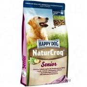 15kg NaturCroq Senior Happy Dog pienso para perros