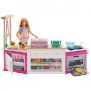 Mattel Barbie Idealna Kuchnia FRH73