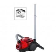 Aspirator cu sau fara sac Bosch BGL2UA2008 600W 3.5l Negru / Rosu