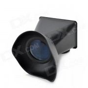 """6.3"""" Optical 2.8X Magnification Viewfinder para Canon EOS M - Negro"""