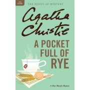 A Pocket Full of Rye: A Miss Marple Mystery, Paperback