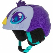 Giro skihelm Launch Plus junior paars maat 48 52 cm