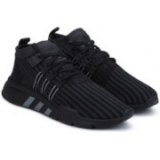 ADIDAS ORIGINALS EQT SUPPORT MID ADV PK Sneakers For Men(Black)