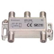 Hirschmann VFC 0741 4-es elosztó