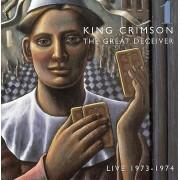Unbranded King Crimson - grand séducteur 1 : Live 1973-74 [CD] USA import