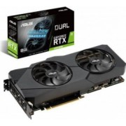 Placa video ASUS Dual GeForce RTX 2080 SUPER EVO 8GB GDDR6 256-bit