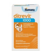 Humana Italia Spa Ditrevit 1000 5,5 Ml