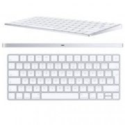 Клавиатура Apple Magic Keyboard BUL, безжична, бяла, кирилица, Bluetooth, Lightning port