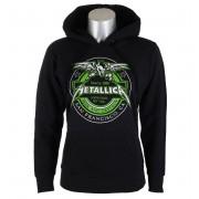 Majica s kapuljačom ženska Metallica - Fuel Black - ATMOSPHERE - PRO027