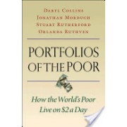 Portfolios of the Poor - How the World's Poor Live on $2 a Day (Collins Daryl)(Paperback) (9780691148199)