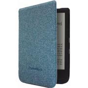 Husa E-Book Reader PocketBook Shell pentru PocketBook Basic Lux 2 si Touch Lux 4 (Albastru)