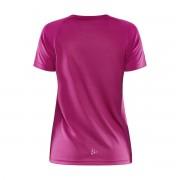 Craft Active Multi 2-pack women - tričko Barva: hibiscus/black, Velikost: M