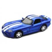 NewRay 1/32 City Cruiser Dodge Viper GTS Coupe (Blue - 5.5 Inches)